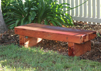 for low sleeper benches Melbourne supplies call TK Tables